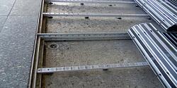 wycieraczka osadnik aluminiowy (doodwodnienia)