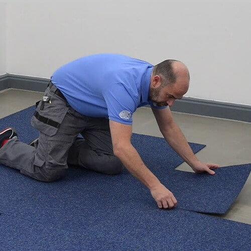 Montaż wykładziny dywanowej